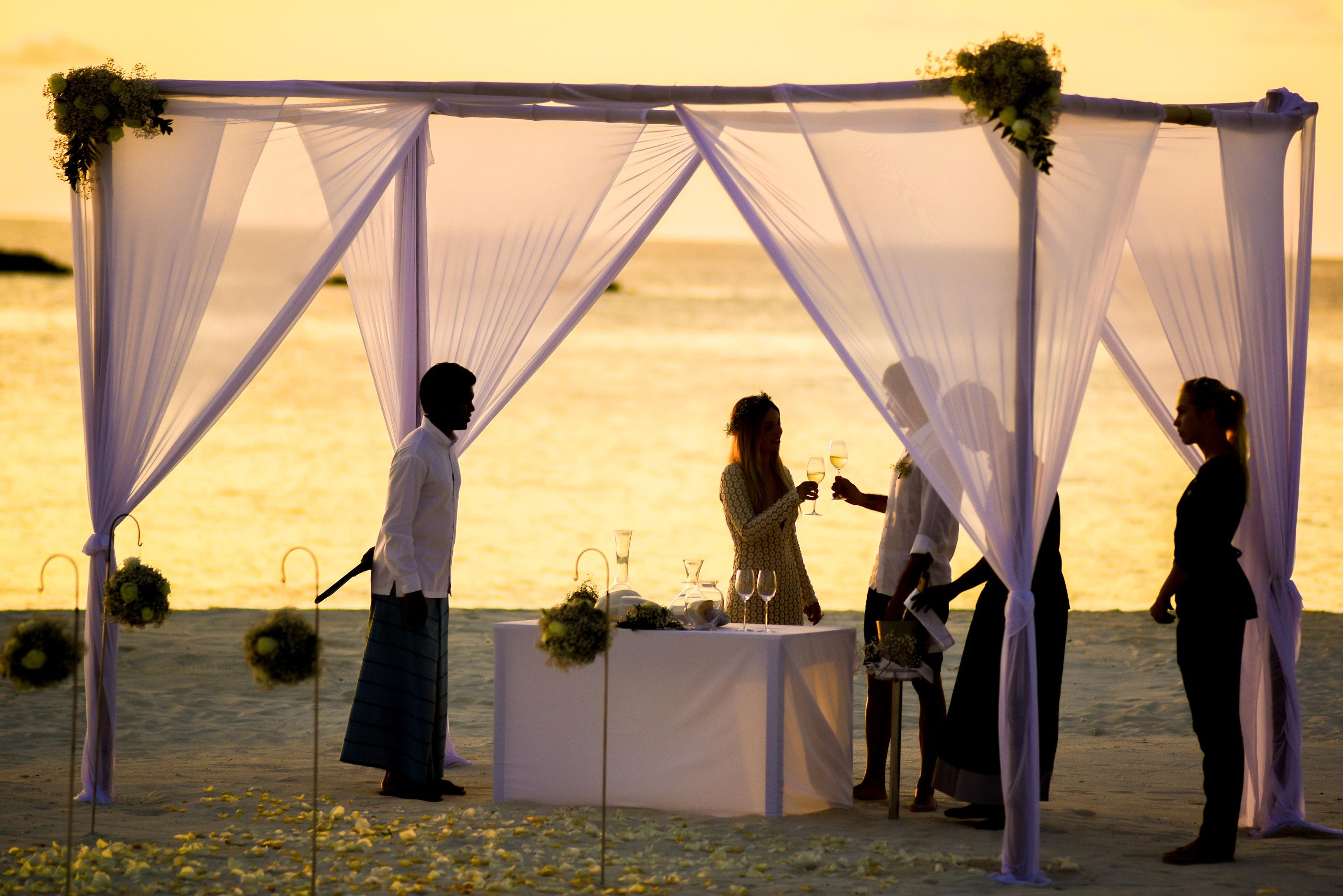 małżeństwo zawarte na wakacjach