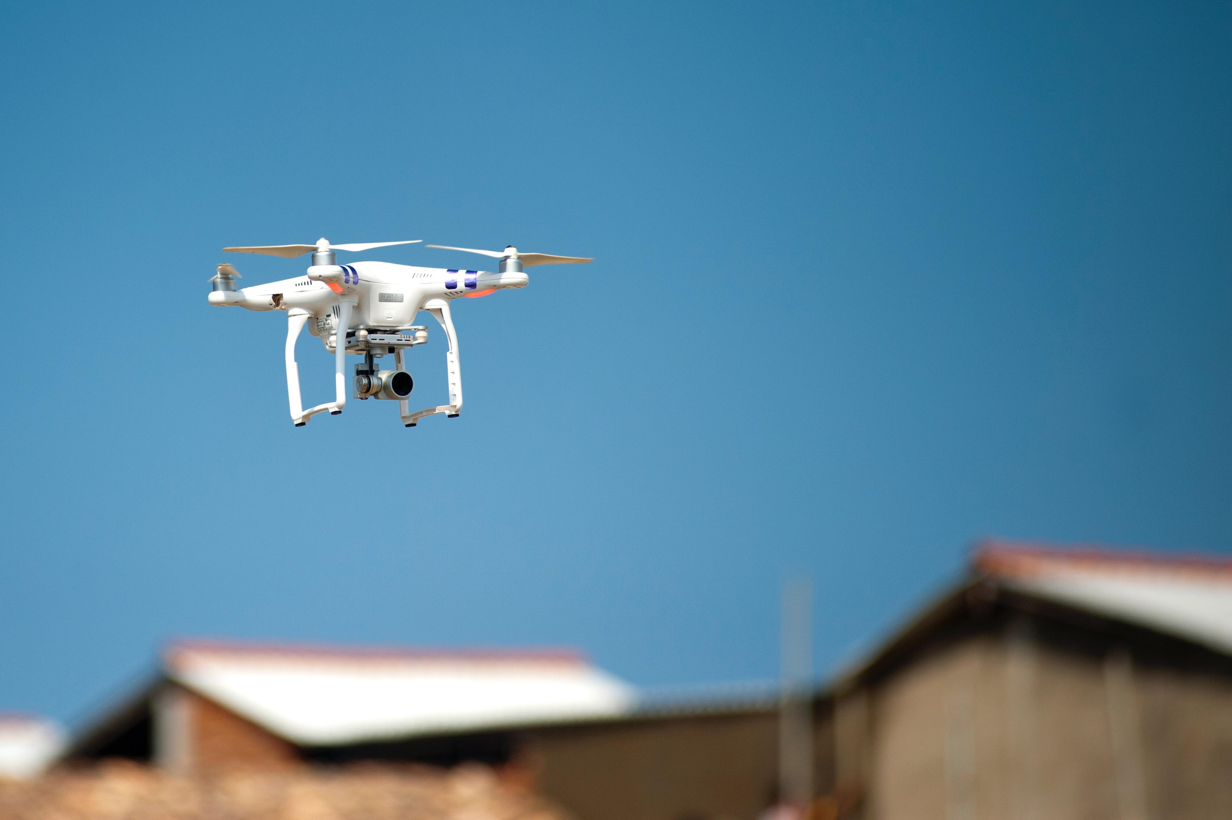 dron filmy z dronów licencja