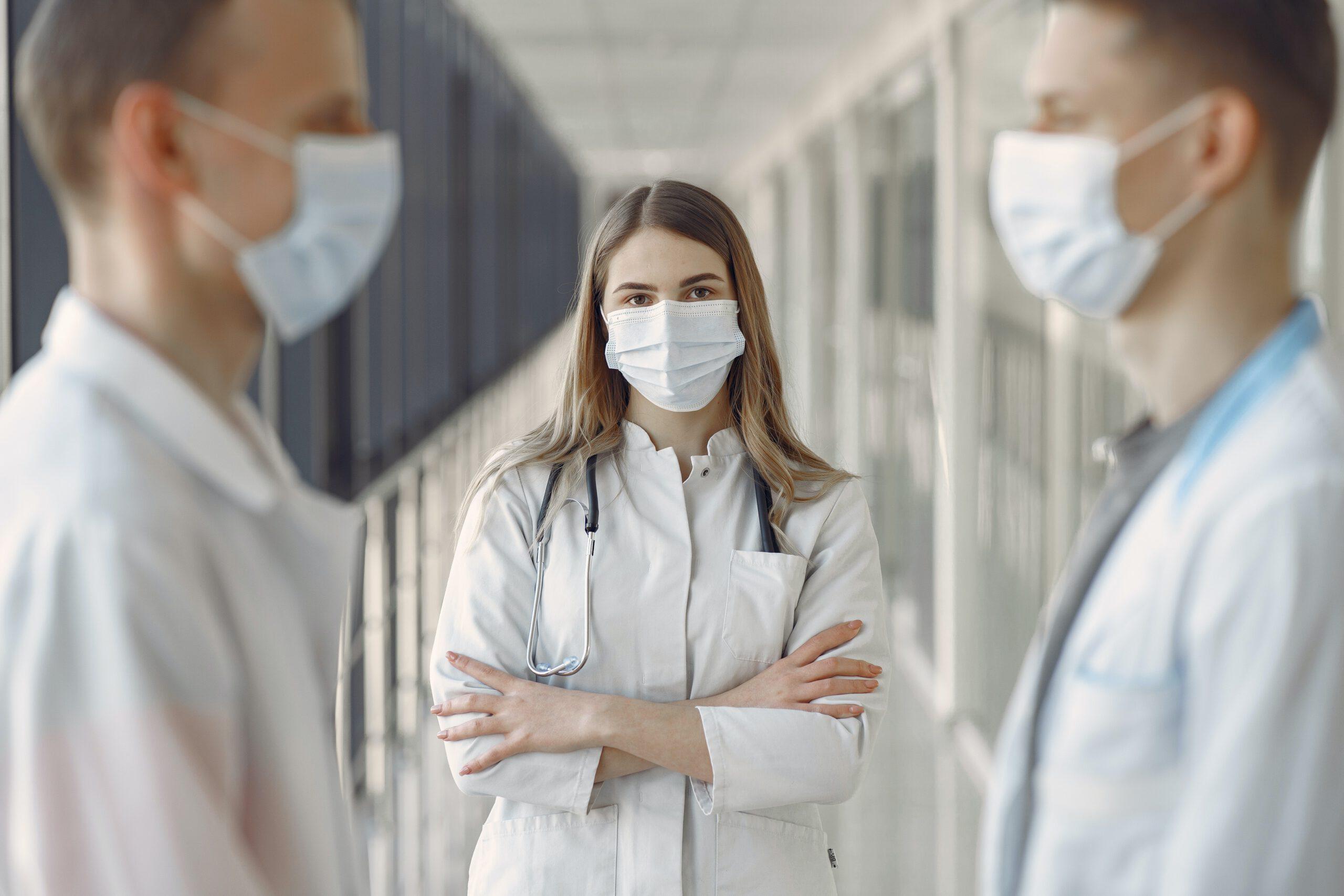 Dyżury pielęgniarek w trakcie COVID - 19